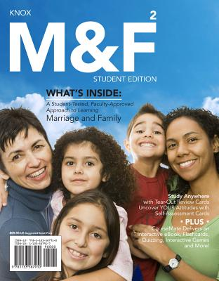 M&f2 (with Coursemate Printed Access Card) - Knox, David