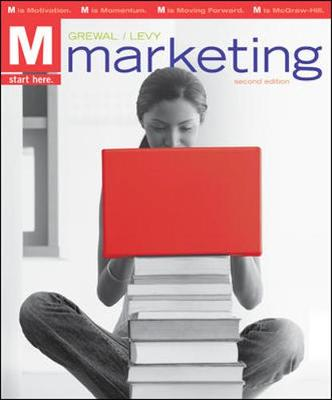 M: Marketing with Premium Content Access Card - Grewal, Dhruv, Professor, and Levy, Michael