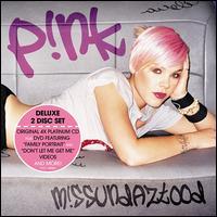 M!ssundaztood [Bonus DVD] - P!nk