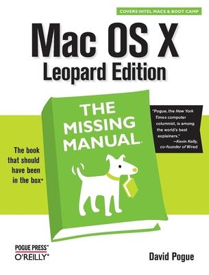 Mac OS X Leopard - Pogue, David