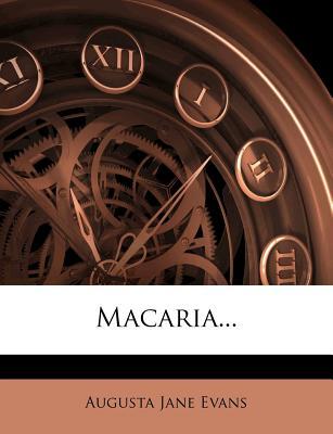 Macaria... - Evans, Augusta J