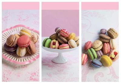 Macarons Memo Pads - Paperstyle
