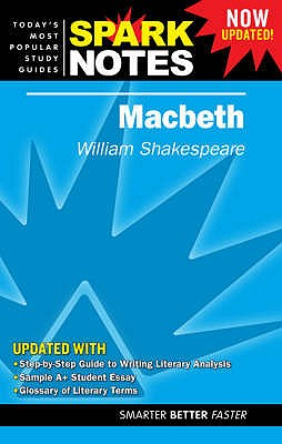 Macbeth (No Fear Shakespeare Graphic Novels) - Shakespeare, William, and SparkNotes (Editor)