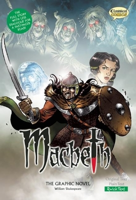 Macbeth: The Graphic Novel: Quick Text - Shakespeare, William
