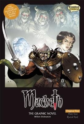 Macbeth: The Graphic Novel - Shakespeare, William