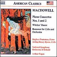 MacDowell: Piano Concertos - Stephen Prutsman (piano); National Symphony Orchestra of Ireland; Arthur Fagen (conductor)