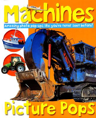Machines Picture Pops - Priddy, Roger