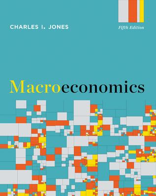 Macroeconomics - Jones, Charles I