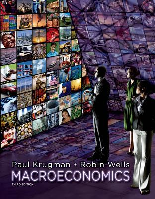 Macroeconomics - Krugman, Paul