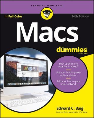 Macs for Dummies - Baig, Edward C