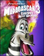 Madagascar 3: Europe's Most Wanted [Blu-ray/DVD] [2 Discs] - Conrad Vernon; Eric Darnell; Tom McGrath