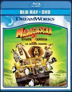 Madagascar: Escape 2 Africa [2 Discs] [Blu-ray/DVD]