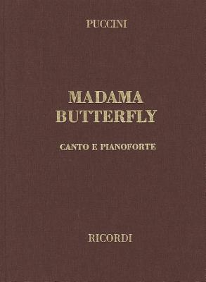 Madama Butterfly, Cloth, It: Vocal Score - Puccini, Giacomo (Composer)
