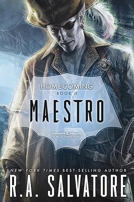 Maestro: Homecoming, Book II - Salvatore, R A