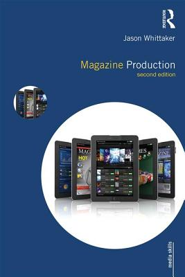 Magazine Production - Whittaker, Jason