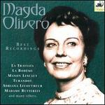 Magda Olivero: Best Recordings