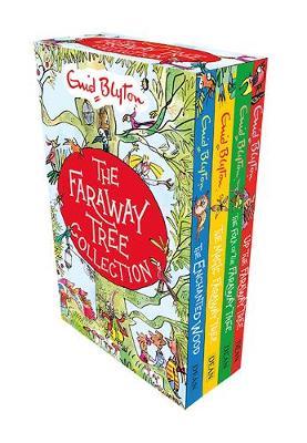 Magic Faraway Tree Set (4 book set) - Blyton, Enid