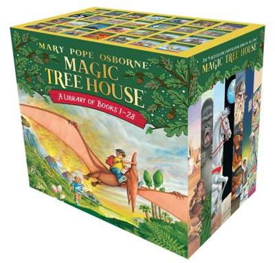 Magic Tree House Books 1-28 Boxed Set - Osborne, Mary Pope