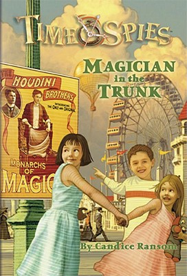 Magician in the Trunk - Ransom, Candice F