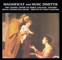 Magnificat and Nunc Dimittis, Vol. 20 - Andrew McAnerney (tenor); David Loveday (tenor); Howard Ionascu (bass); James Longford (alto); Stephen Bullamore (organ);...