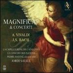 Magnificat & Concerti: A. Vivaldi, J.S. Bach