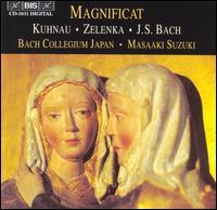 Magnificat - Akira Tachikawa (alto); Chiyuki Urano (bass); Gerd Türk (tenor); Yukari Nonoshita (soprano);...