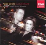 Mahler, Haydn, Schumann: Lieder - Alice Coote (mezzo-soprano); Julius Drake (piano)