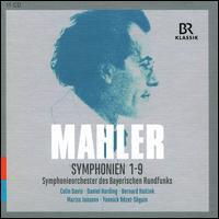 Mahler: Symphonien 1-9 - Alessandra Marc (soprano); Anja Harteros (soprano); Ben Heppner (tenor); Bernarda Fink (alto);...