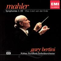 Mahler: Symphonies 1-10; Das Lied von der Erde - Alan Titus (baritone); Anne Howells (alto); Ben Heppner (tenor); Florence Quivar (alto); Gwendolyn Killebrew (contralto);...
