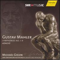 Mahler: Symphonies Nos. 1-9; Adagio - Christine Whittlesey (soprano); Cornelia Kallisch (contralto); Frank Pulcini (posthorn); Juliane Banse (soprano);...