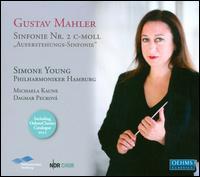 Mahler: Symphony No. 2 in C minor - Dagmar Pecková (alto); Michaela Kaune (soprano); NDR Chorus (choir, chorus); State Choir Latvija (choir, chorus);...