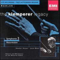 "Mahler: Symphony No. 2 ""Resurrection"" - Heather Harper (soprano); Janet Baker (mezzo-soprano); Bavarian Radio Chorus (choir, chorus);..."