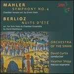 Mahler: Symphony No. 4; Berlioz: Nuits d'Été