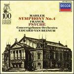 Mahler: Symphony No. 4; Franck: Psyché