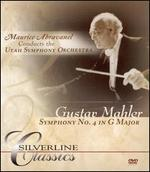 Mahler: Symphony No. 4 in G major [DVD Audio]