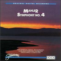 Mahler: Symphony No. 4 - Max Emanuel Cencic (soprano); Ljubljana Radio Orchestra; Anton Nanut (conductor)