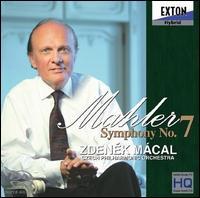 Mahler: Symphony No. 7 - Czech Philharmonic Orchestra; Zdenek Mácal (conductor)