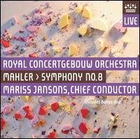 Mahler: Symphony No. 8 [Hybrid SACD & DVD] - Camilla Nylund (soprano); Christine Brewer (soprano); María Espada (soprano); Mihoko Fujimura (alto); National Boys Choir;...