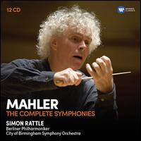 Mahler: The Complete Symphonies [12 CDs] - Amanda Roocroft (soprano); Arleen Augér (soprano); Birgit Remmert (contra-alto); Christine Brewer (vocals);...