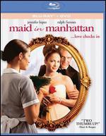 Maid in Manhattan [Blu-ray/DVD] [2 Discs] - Wayne Wang