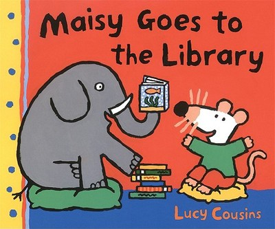 Maisy Goes to the Library -