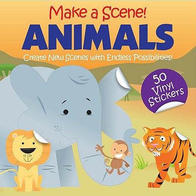 Make a Scene! Animals: Create New Scenes with Endless Possibilities! -