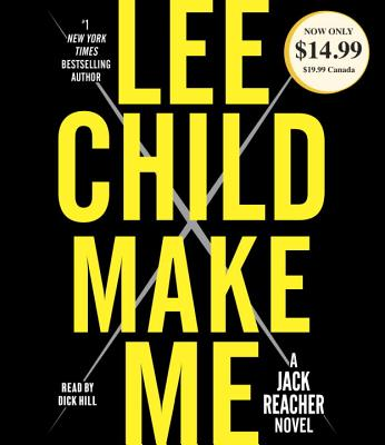Make Me: A Jack Reacher Novel - Child, Lee