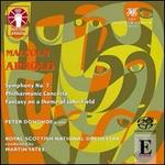 Malcolm Arnold: Symphony No.7; Philharmonic Concerto; Fantasy on a Theme of John Field