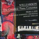 Malcolm Williamson: The Complete Piano Concertos