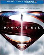 Man of Steel [Batman vs. Superman Movie Money] [Blu-ray]