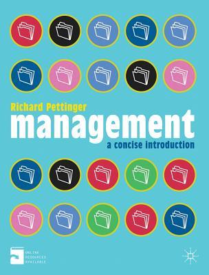 Management: A Concise Introduction - Pettinger, Richard