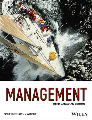 Management - Schermerhorn, John R, Jr., and Wright, Barry