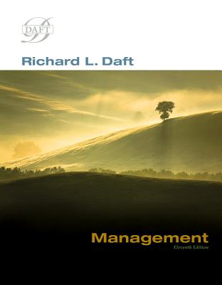 Richard l daft management 11th edition