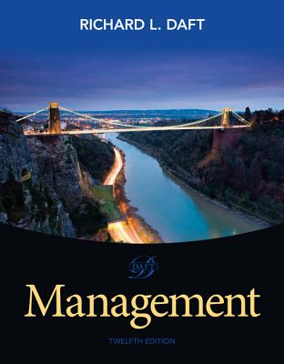 Management book by richard l daft 24 available editions alibris management daft richard l fandeluxe